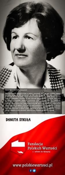 Danuta Sykuła