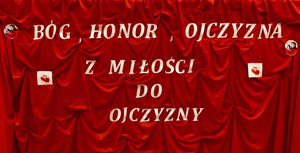 O Patriotyzmie w Węgorzynie