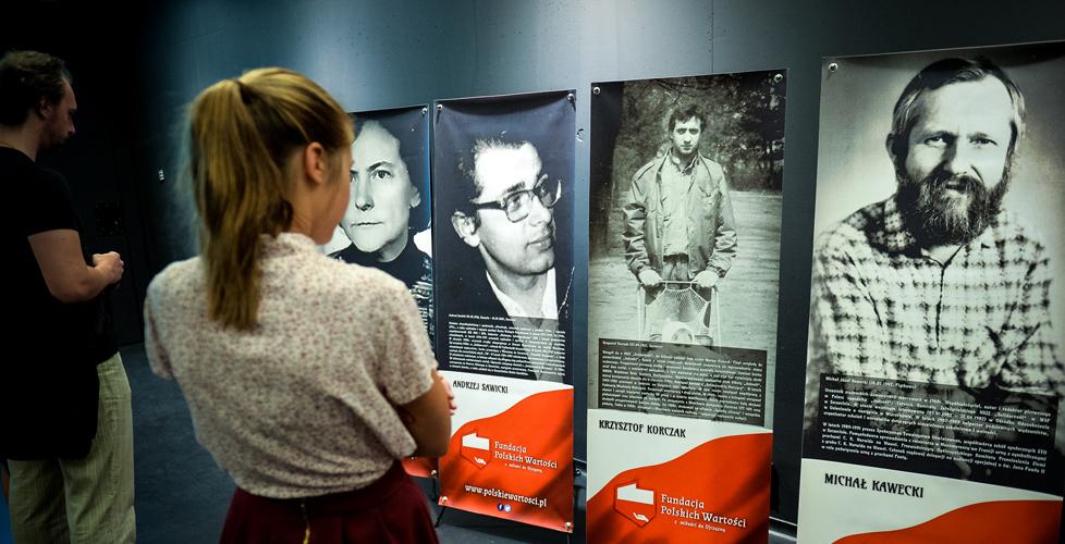 Wystawa: Zapomniani Ludzie Solidarności