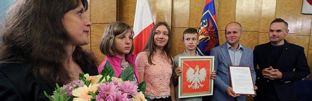 Medal Zasługi dla Fundacji Polskich Wartości
