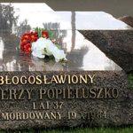 Remont u bł. ks. Jerzego Popiełuszki