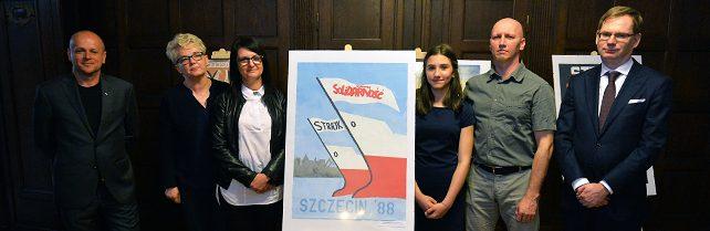 """Laureaci konkursu """"Szczecińskie Strajki 1988"""""""