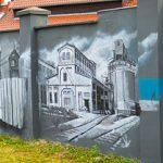 Mural w hołdzie wynalazcom