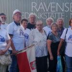 75. rocznica wyzwolenia obozu w Ravensbrück