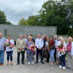 Wizyta w obozie koncentracyjnym w Ravensbrück